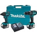 Makita XT248 18V LXT® Lithium-Ion Brushless Cordless 2-PC Combo Kit | Best price