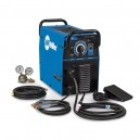 Miller Diversion 165 TIG Welder with RFCS-RJ45 remote