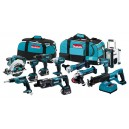 Makita LXT1200 18V LXT® Lithium-Ion Cordless 12-Pc. Combo Kit