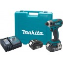 Makita 18V LXDT04 18V LXT® Lithium-Ion Cordless Impact Driver Kit