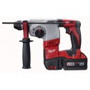 "Milwaukee 2605-22 M18™ Cordless Lithium-Ion 7/8"" SDS-Plus Rotary Hammer Kit"
