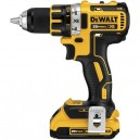 Dewalt DCD790D2 20V MAX* XR Lithium Ion Brushless Compact Drill / Driver Kit