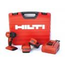 "Hilti SID 18-A 18V Lithium Ion Li-Ion 1/4"" Impact Driver 3 speed"