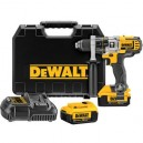 DEWALT DCD985M2R 20V MAX Cordless Lithium-Ion 1/2 in. Premium 3-Speed Hammer Drill Kit with 4.0 Ah Batteries