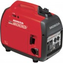 Honda EU Series Generator 2000 Surge Watts, 1600 Rated Watts, CARB-Compliant, Model EU2000i