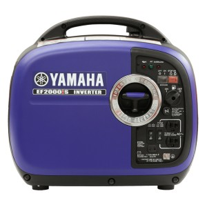 Yamaha EF2000iS 1,600 watts / 13.3 amps