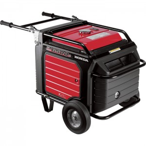Honda EU6500IS Inverter Generator ,Model EU6500IS1T